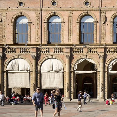 Visiting Bologna