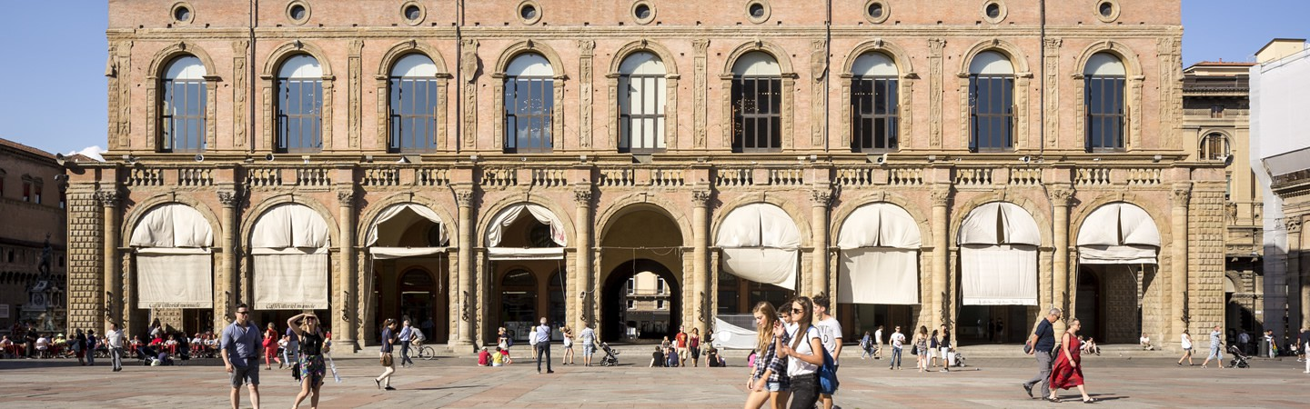 A space in the heart of Bologna