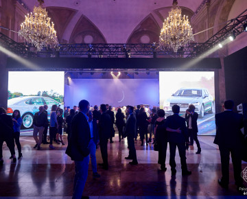 Volvo S90 and V90 Launch